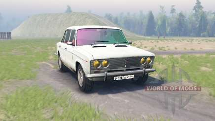 VAZ 2103 Lada v6.0 for Spin Tires