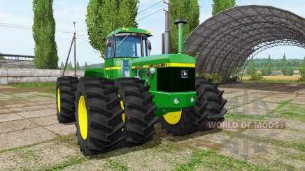 John Deere 8440 for Farming Simulator 2017