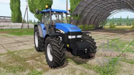 New Holland TM190 for Farming Simulator 2017