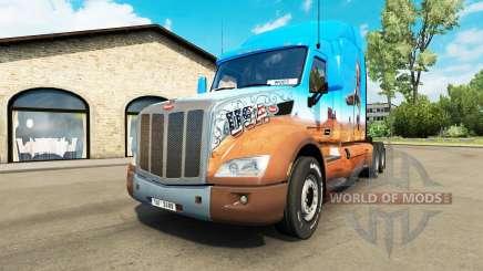 Peterbilt 579 v1.3 for Euro Truck Simulator 2