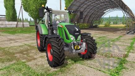 Fendt 712 Vario v0.98 for Farming Simulator 2017