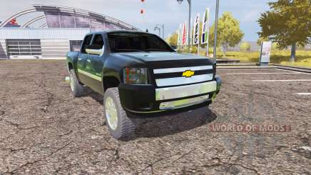 Chevrolet Silverado 2500 HD v2.0 for Farming Simulator 2013