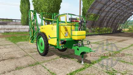 UNIA Pilmet Rex 2518 for Farming Simulator 2017