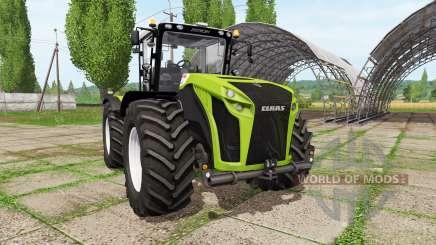 CLAAS Xerion 5000 v5.0 for Farming Simulator 2017
