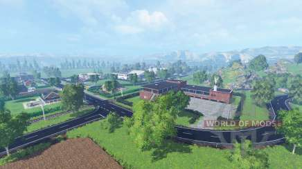 Little country for Farming Simulator 2015
