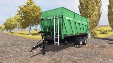 BRANTNER TA 23065-2 Power Push v3.0 for Farming Simulator 2013
