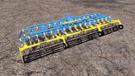 New Holland cultivator for Farming Simulator 2013