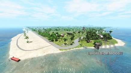 Cadort island v1.2.1 for BeamNG Drive