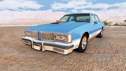 Oldsmobile Delta 88 Royale Brougham v1.5.01 for BeamNG Drive