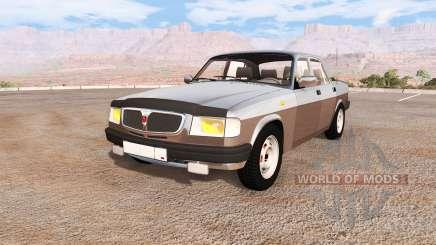 GAZ 3110 Volga v1.1 for BeamNG Drive