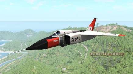 Avro CF-105 Arrow for BeamNG Drive