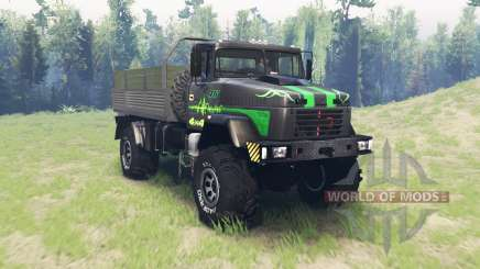 KrAZ 5131 v5.0 for Spin Tires