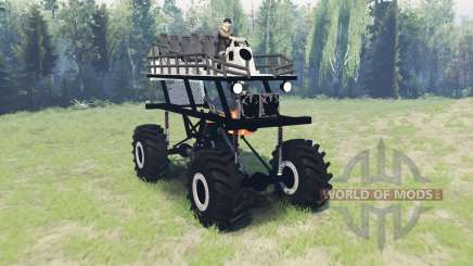 Swampbuggy v2.0 for Spin Tires
