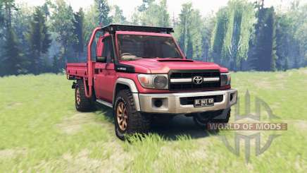 Toyota Land Cruiser 70 (J79) v1.1 for Spin Tires
