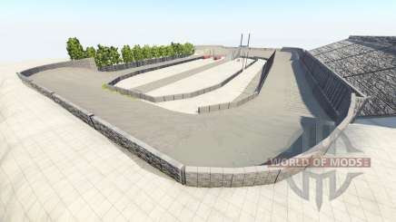 Death oval v1.1 for BeamNG Drive