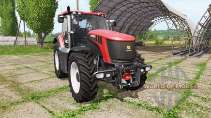 JCB Fastrac 8280 chip tuned for Farming Simulator 2017