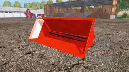 Holaras BB-2500-H for Farming Simulator 2015