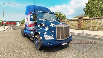Peterbilt 579 v1.4 for Euro Truck Simulator 2