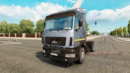 MAZ 5440Е9-520-031 for Euro Truck Simulator 2