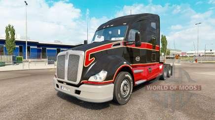 Kenworth T680 v1.3 for Euro Truck Simulator 2