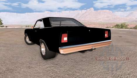 Plymouth Road Runner v1.2 for BeamNG Drive