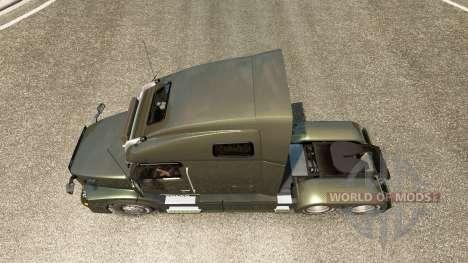 Volvo VNL 670 v1.4.3 for Euro Truck Simulator 2