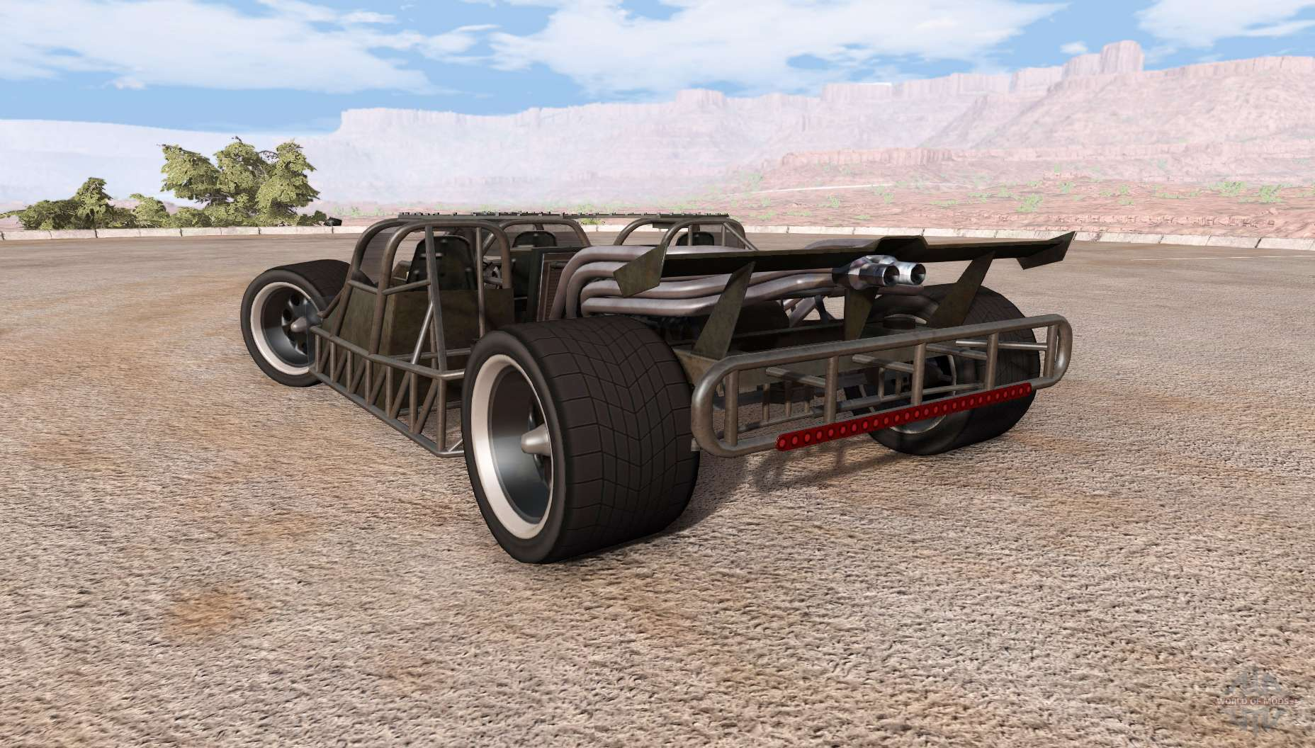 Flip Car for BeamNG Drive
