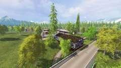 Nine field v1.6 for Farming Simulator 2015