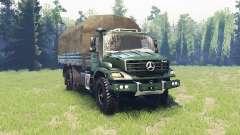 Mercedes-Benz Zetros 2733 A v6.3 for Spin Tires