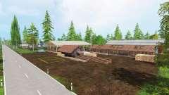 Frisian march v1.5 for Farming Simulator 2015
