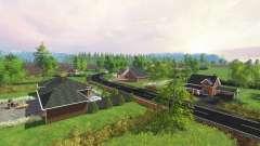 Big country v1.2 for Farming Simulator 2015