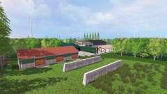 Unna district v2.3a for Farming Simulator 2015