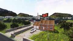British farm for Farming Simulator 2017