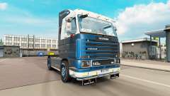 Scania 143M 500 v3.9 for Euro Truck Simulator 2