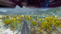 True north for BeamNG Drive