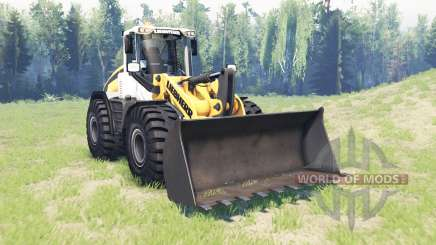 Liebherr L 542 for Spin Tires
