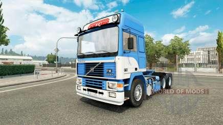 Volvo F16 Nor-Cargo v1.2 for Euro Truck Simulator 2
