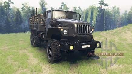 Ural 43260 v2.1 for Spin Tires
