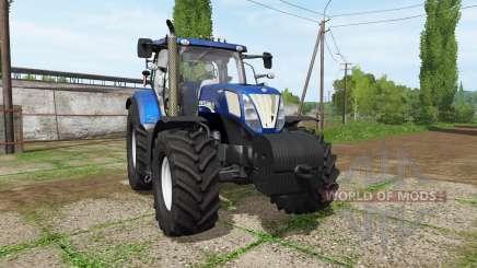 New Holland T7.235 for Farming Simulator 2017