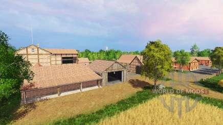 Bassumer country v7.1 for Farming Simulator 2015