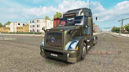 Volvo VNL 670 v1.4.3 for Euro Truck Simulator 2
