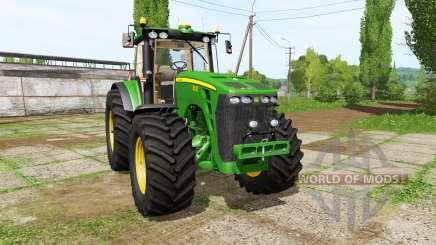 John Deere 8530 v4.0 for Farming Simulator 2017