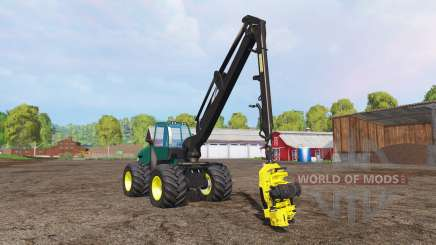 Timberjack 870B for Farming Simulator 2015