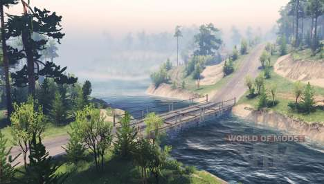 The Beauty Of The Urals for Spin Tires