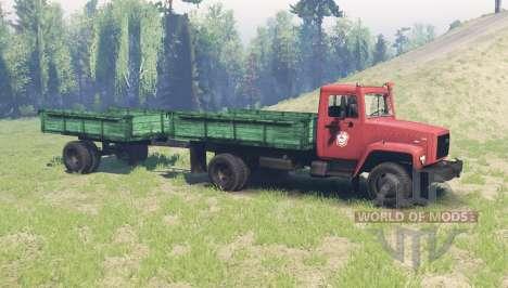 GAZ 3308 Sadko v2.1 for Spin Tires