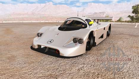 Sauber Mercedes-Benz C9 for BeamNG Drive