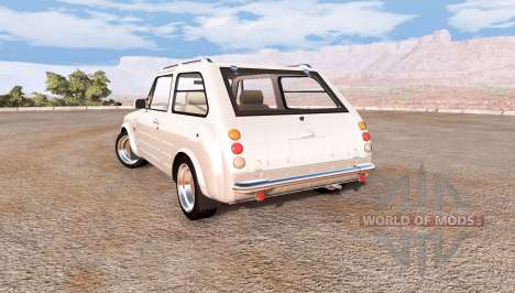Nissan Pao for BeamNG Drive