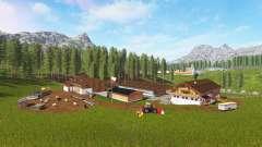 South Tyrol v2.0 for Farming Simulator 2017