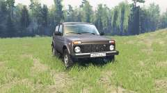 VAZ 21213 Niva for Spin Tires