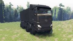Mercedes-Benz Actros (MP4) chassis